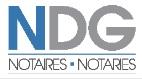 logo NDG notaires